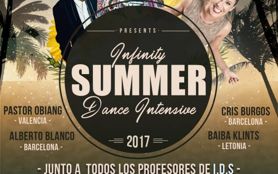 INFINITY SUMMER DANCE INTENSIVE