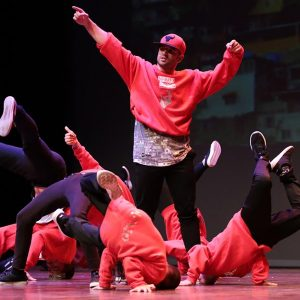 Bboyin' o Break Dance
