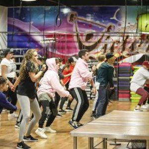 PASIÓN POR EL STREET DANCE