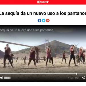Noticias Cuatro e Informativos Telecinco también se hacen eco de nuestro último video