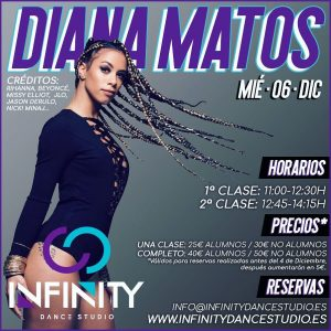 DIANA MATOS WORKSHOP